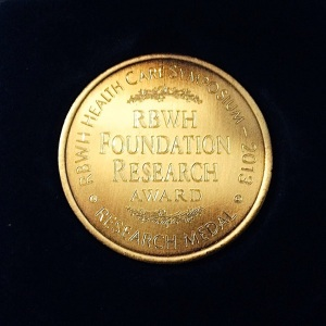 RBWH Foundation Medal